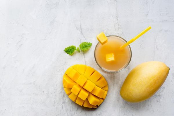 Cómo se come el mango