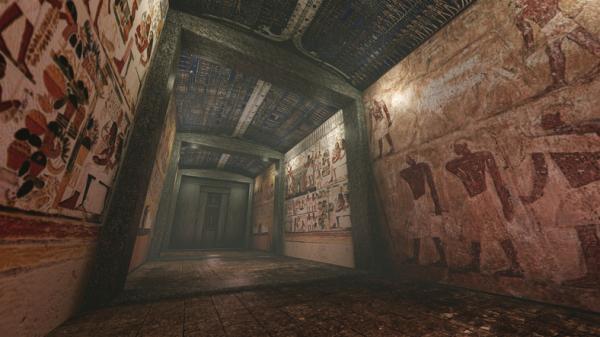 Cómo se construyeron las pirámides de Egipto - Cómo son las pirámides por dentro