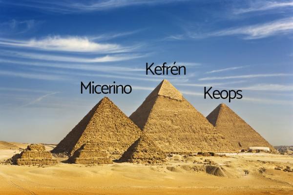 Cómo se construyeron las pirámides de Egipto - Significado de las pirámides