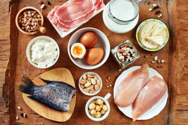 Cómo recuperar masa muscular perdida - Alimentos para recuperar la masa muscular perdida