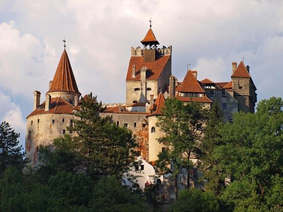 Las casas más caras del mundo - Castillo de Bran – Transilvania, Rumanía