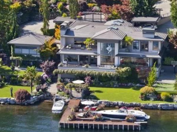 Las casas más caras del mundo - Xanadu 2.0 – Washington, Estados Unidos