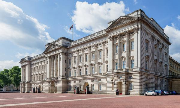 Las casas más caras del mundo - Buckingham Palace – Londres, Reino Unido