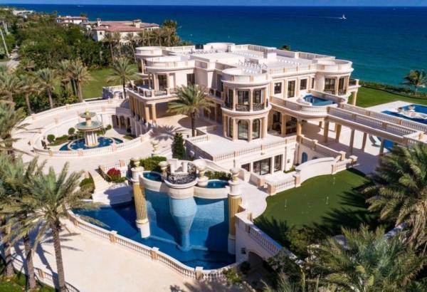 Las casas más caras del mundo - Versailles – Florida, Estados Unidos