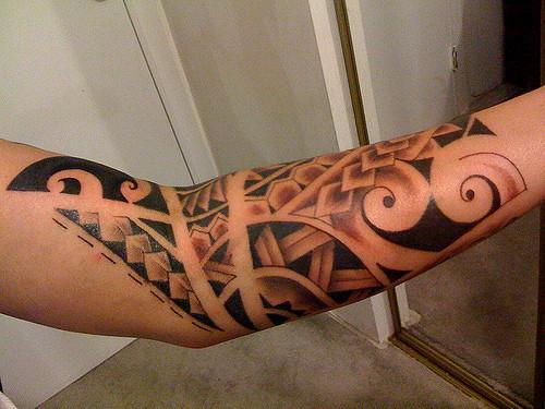 Tatuajes samoanos y sus significados - Tatuaje samoano y tatuaje polinesio: historia y origen