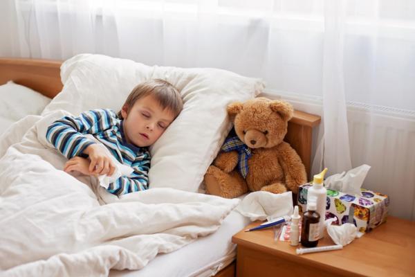 Gripe en niños: síntomas y cómo ayudar a aliviarlos - Consejos para ayudar a aliviar la gripe en niños