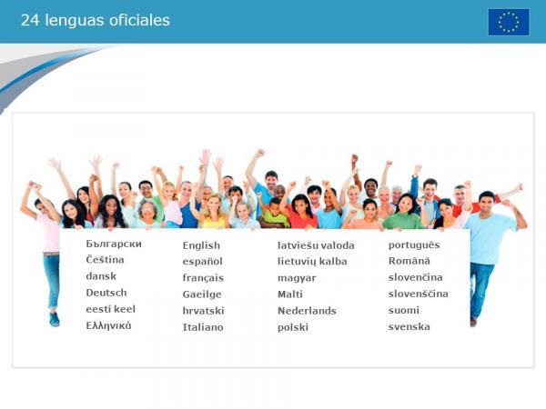 Cuáles son las lenguas oficiales de la Unión Europea - Los 24 idiomas oficiales de la Unión Europea