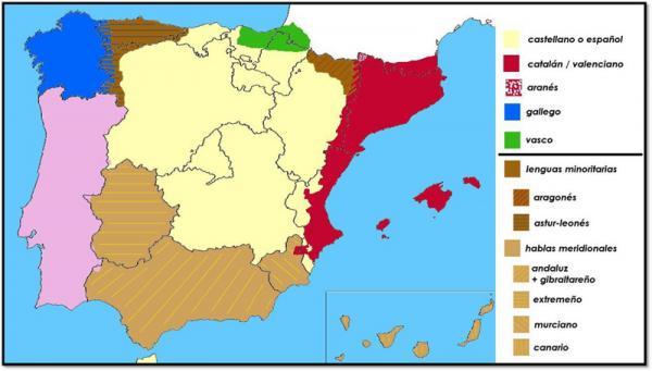 Cuáles son las lenguas oficiales de la Unión Europea - Las lenguas oficiales de España