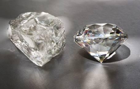 Diferencia entre circonita, brillante y diamante - ¿Qué diferencias hay entre un diamante y un brillante?