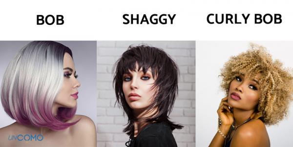 Cómo peinar el cabello en capas - Cortes de pelo a capas para medias melenas