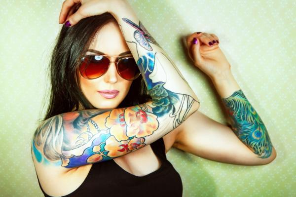 Por qué mi tatuaje está rojo - Cuidados para aliviar los síntomas de una infección del tatuaje