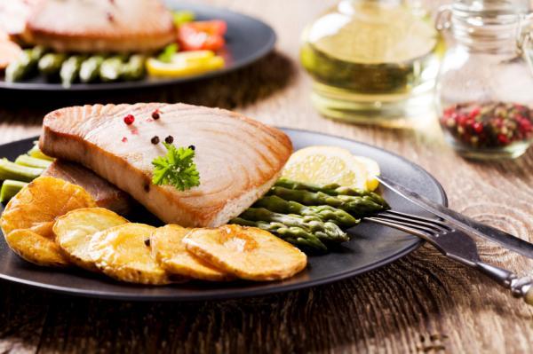 Recetas de pescado a la plancha - Receta de atún a la plancha