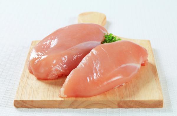 Cómo hacer palomitas de pollo - Paso 1