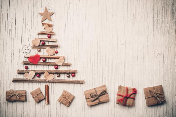 Adornos de Navidad para las puertas - Manualidades para Navidad originales - otros adornos para puertas