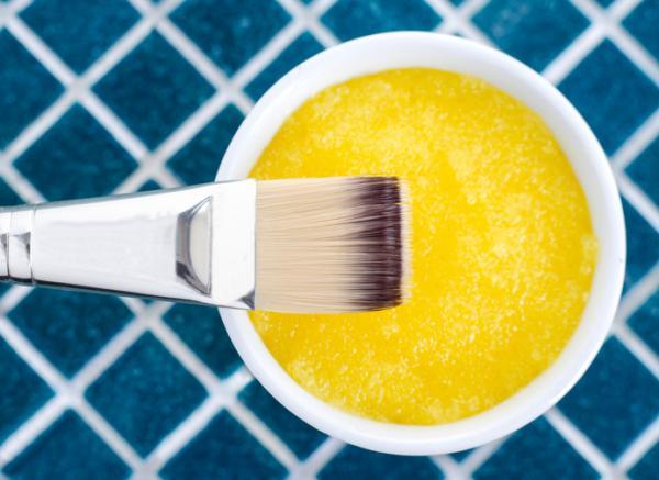 Tratamientos para la flacidez facial - Mascarilla de clara de huevo y yogur para la flacidez facial