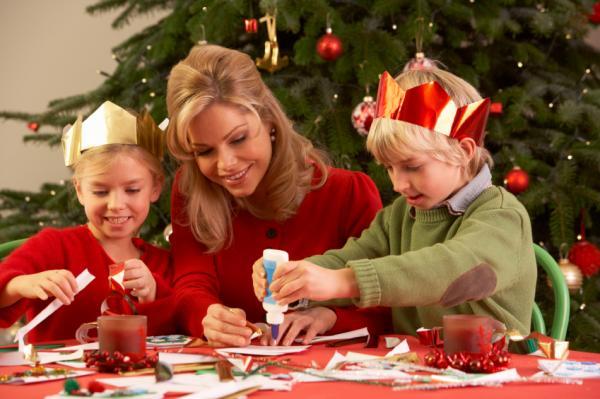 Juegos de Navidad para jugar en familia - Juegos de Navidad para niños
