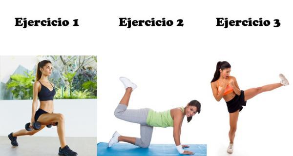 Cómo quitar la grasa de debajo de los glúteos - 3 ejercicios para eliminar la grasa de debajo de los glúteos