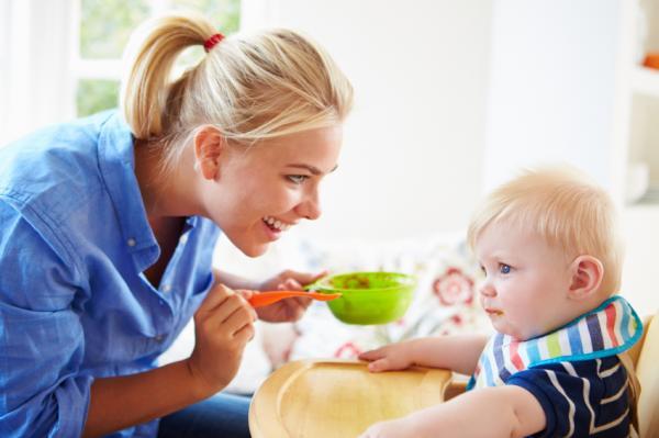 Síntomas de empacho en bebés