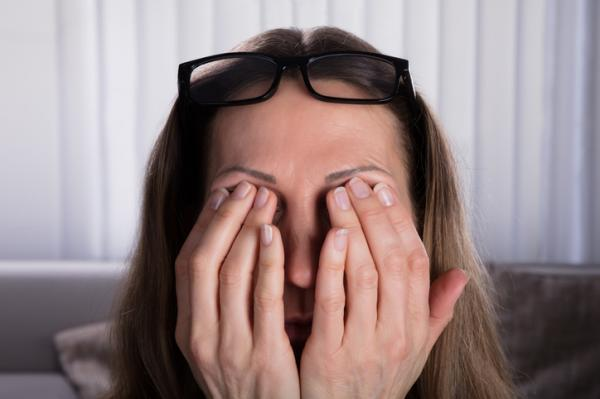 10 ejercicios para los ojos - Ejercicios para relajar los ojos