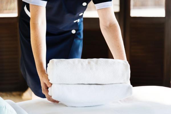 Cómo blanquear toallas con agua oxigenada - Cómo blanquear toallas viejas con agua oxigenada