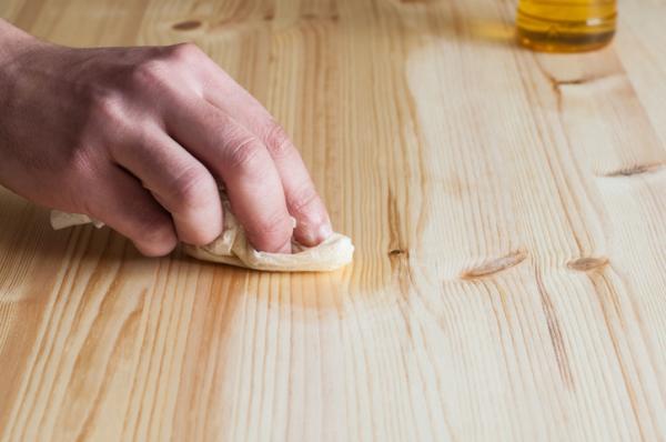 Cómo aplicar aceite de linaza para la madera - Cuándo no usar aceite de linaza para la madera