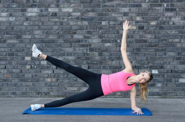 14 ejercicios de flexibilidad - Ejercicios de cadenas musculares