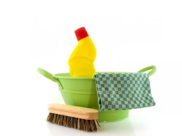Cómo limpiar el latón - Limpiar el latón con lejía