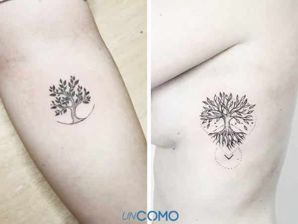 Tatuajes celtas y su significado - El árbol de la vida