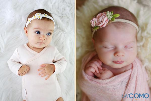 Cómo hacer una diadema de tela - Cómo hacer una diadema de tela para bebés