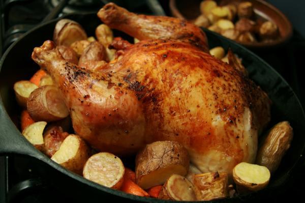 Cómo descongelar pollo - Cómo cocinar pollo congelado