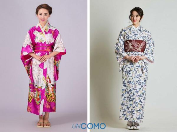 Cómo hacer un kimono - Kimono o yucata