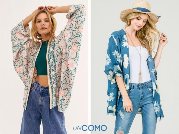 Cómo hacer un kimono - Cómo hacer un kimono corto paso a paso