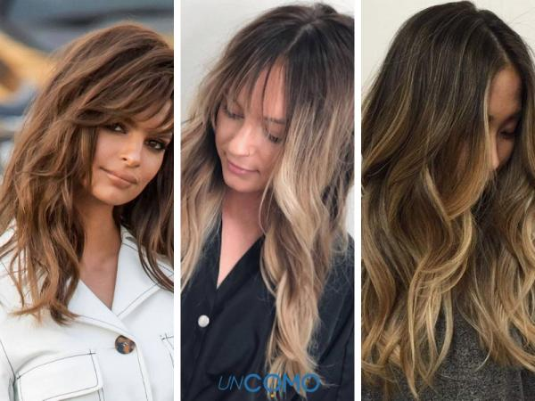 Colores de cabello para piel morena - Color dirty brunette