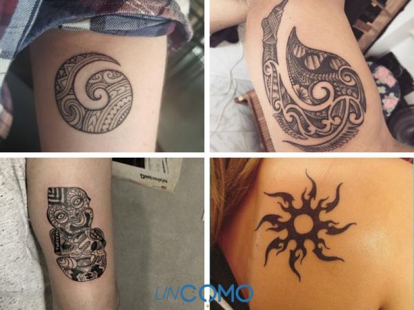 Tatuajes polinesios y sus significados - Los tatuajes maoríes más populares