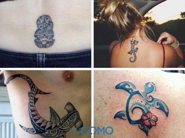 Tatuajes polinesios y sus significados - Tatuajes hawaianos y su significado