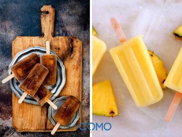Cómo hacer paletas de hielo - Otras recetas básicas para helados de paleta caseros