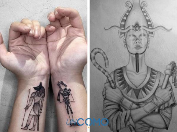 Tatuajes egipcios: significados - Significado de Osiris en tattoo