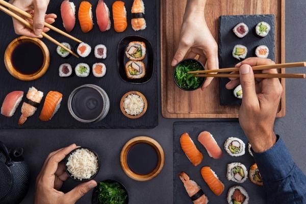 Cómo comer sushi - Cómo comer sushi correctamente