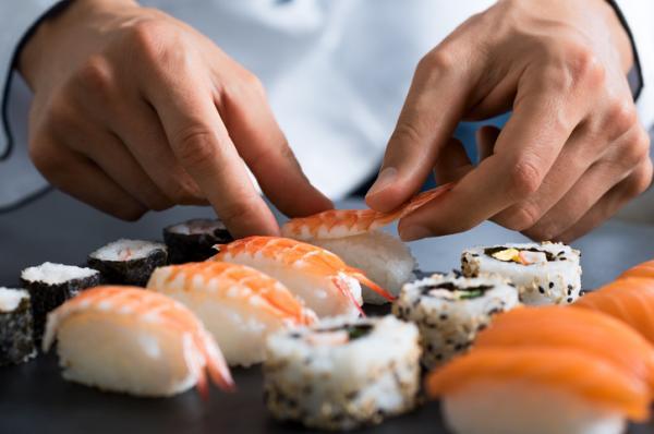 Cómo comer sushi - Tipos de sushi