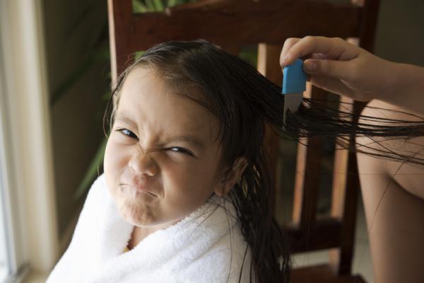Cómo quitar los piojos en un día - Cómo eliminar piojos con vinagre