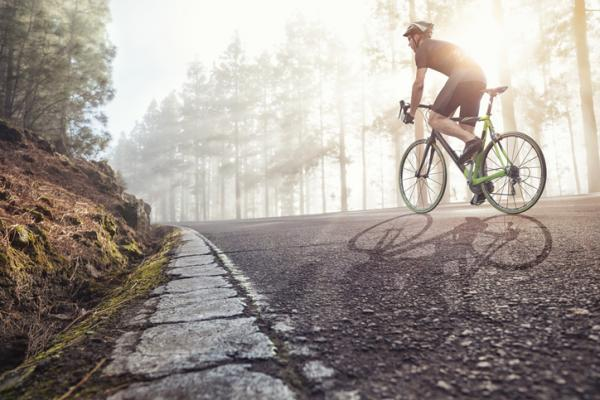 Cómo bajar de peso naturalmente - Cómo bajar de peso rápido yendo en bici