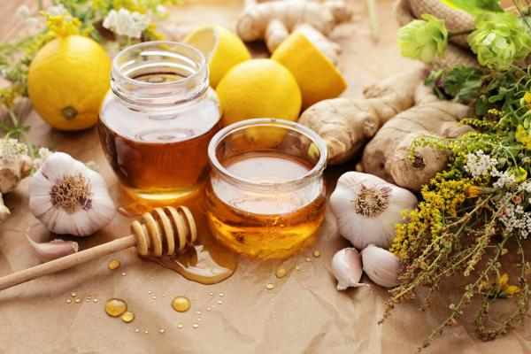 Miel y ajo: beneficios y cómo tomarlo - Miel y ajo: propiedades y beneficios
