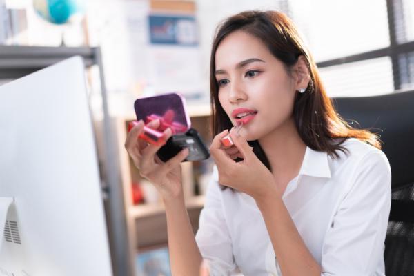 Maquillaje coreano paso a paso - Maquillaje coreano: los labios