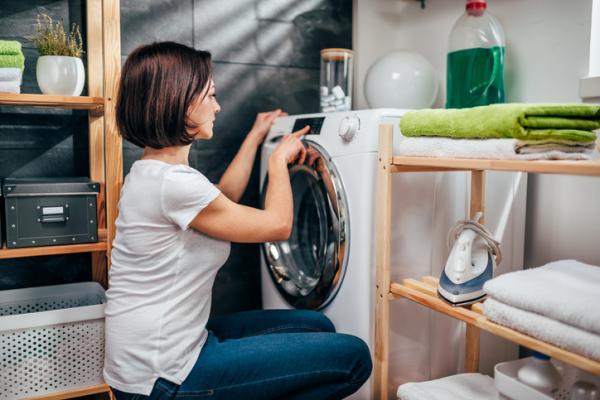 Cómo limpiar con bicarbonato y vinagre - Bicarbonato y vinagre para la lavadora