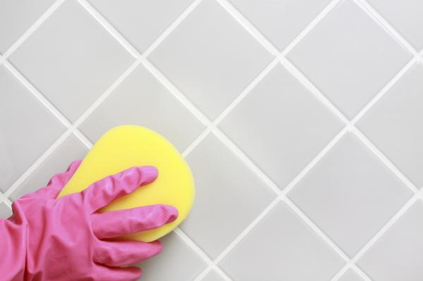 Cómo limpiar con bicarbonato y vinagre - Cómo limpiar con vinagre y bicarbonato los azulejos