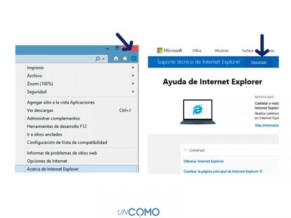 Cómo actualizar Internet Explorer - Cómo actualizar Internet Explorer 9 - paso a paso