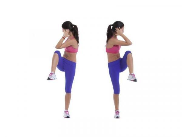 Cómo hacer abdominales correctamente - Cómo hacer abdominales de pie