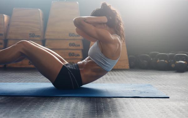 Cómo hacer abdominales correctamente - Cómo hacer abdominales en casa correctamente