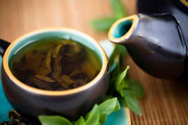 +13 bebidas para adelgazar - Té verde para adelgazar