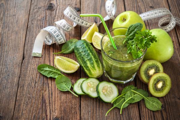 +13 bebidas para adelgazar - Jugo de pepino, una de las mejores bebidas para adelgazar